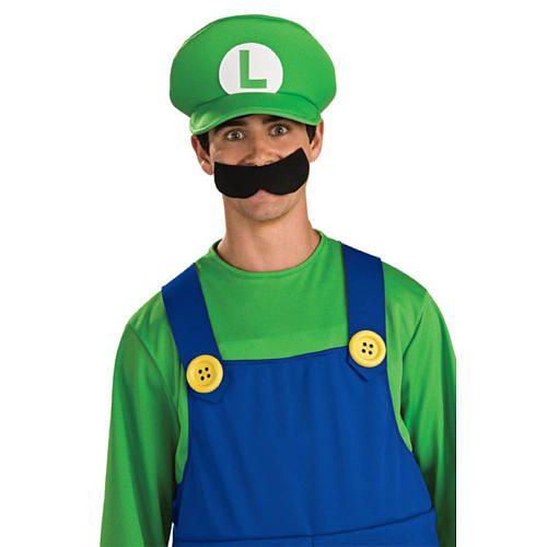 Christmas - Luigi Costume