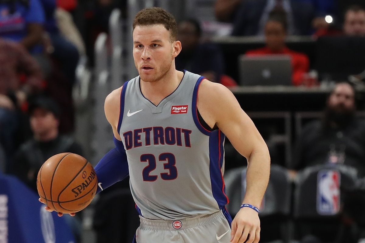 Los Angeles Clippers v Detroit Pistons