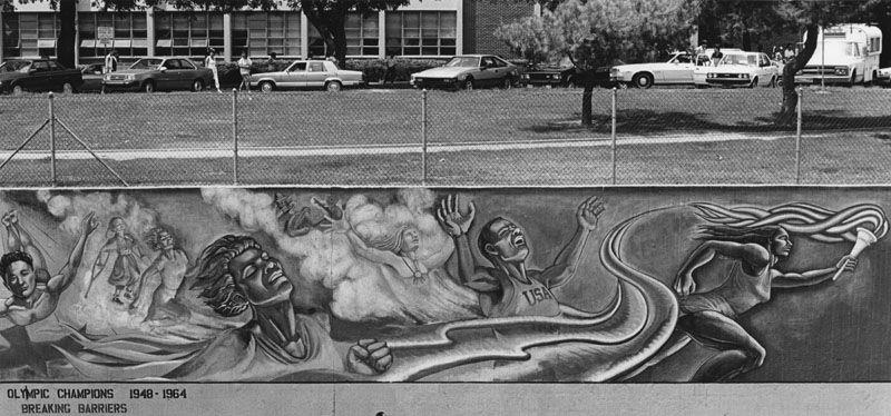 mural, 1984 games