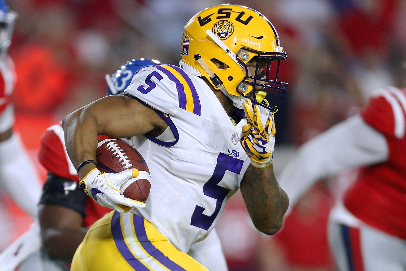 Derrius Guice is an elite prospect capable of changing the Redskins fortunes in the run game