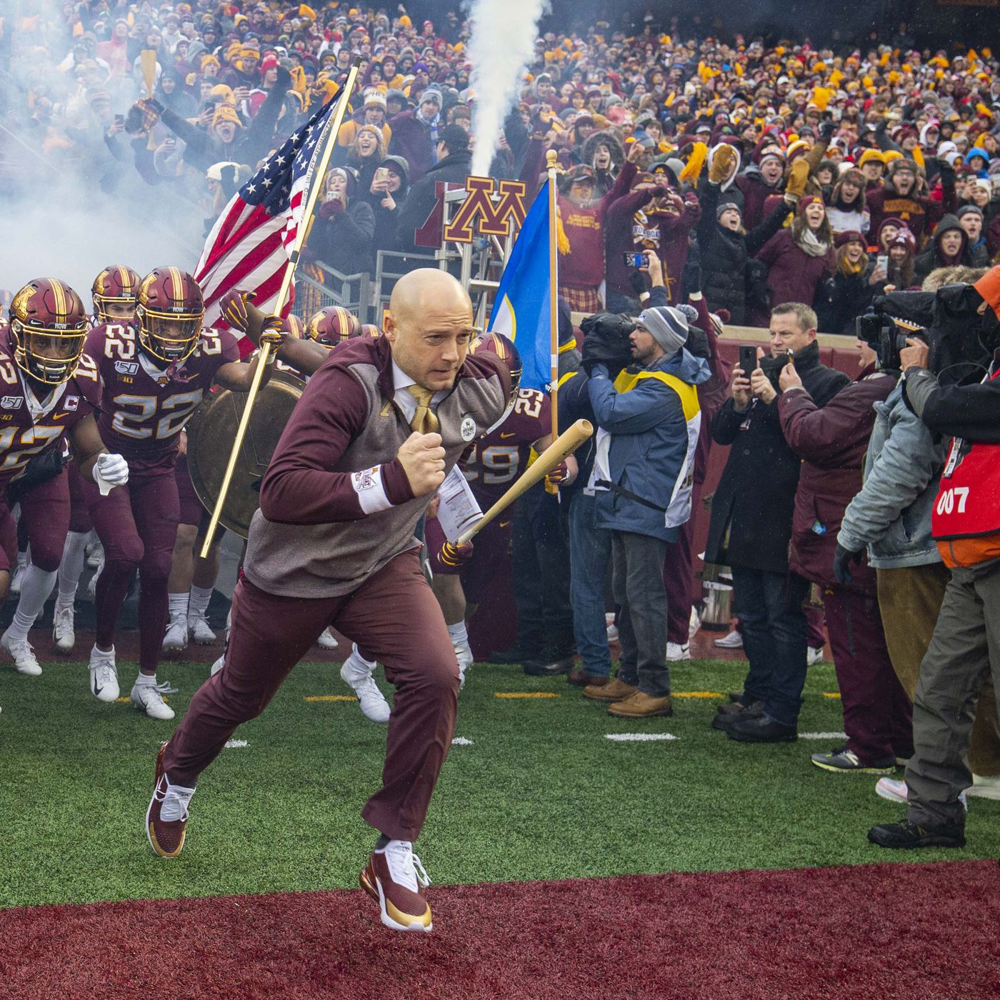 Minnesota Football Breaking Down The Gophers 2020 Schedule The Daily Gopher