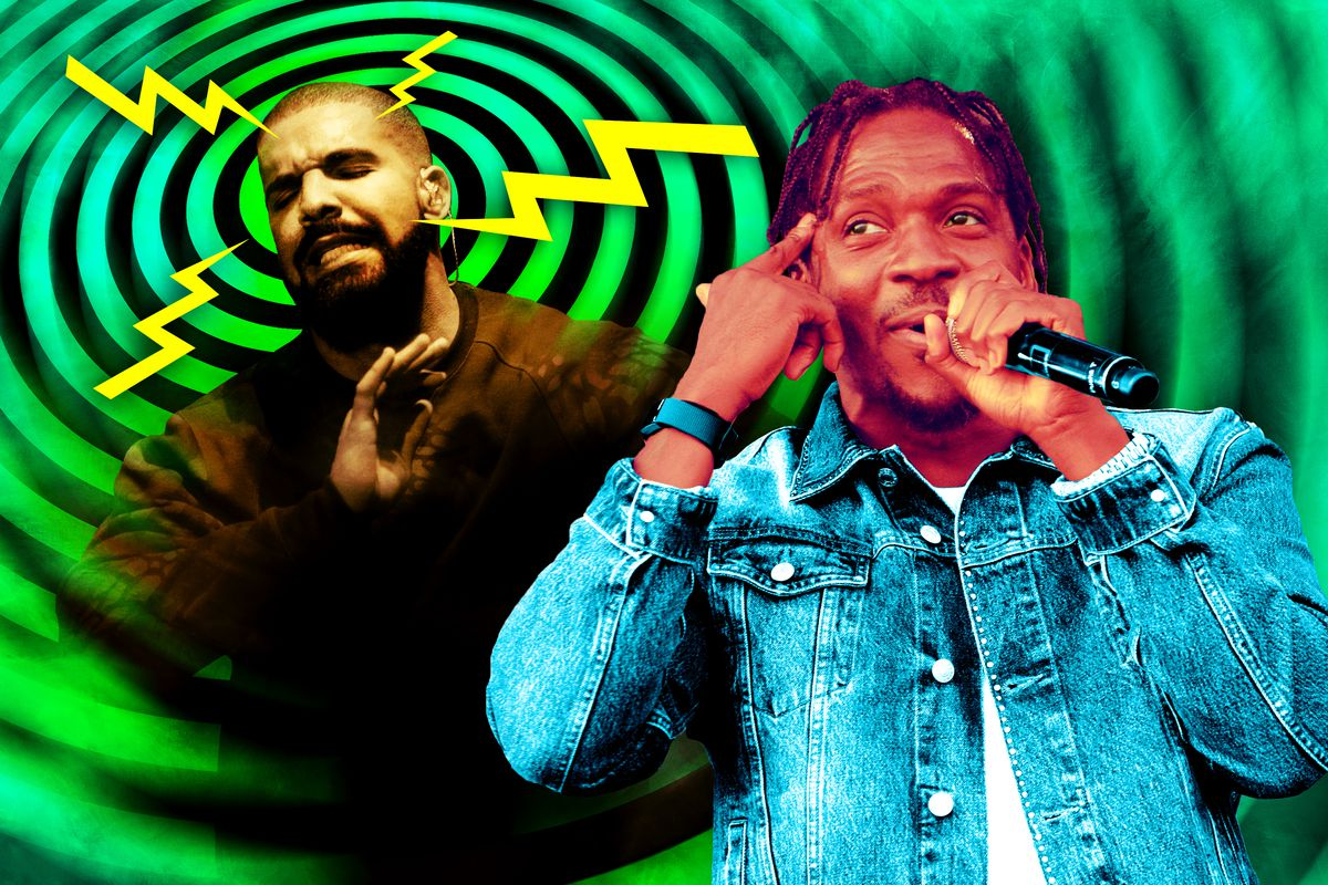 Drake Lost: The Ruthlessness of Pusha-T's Ferocious Diss Track