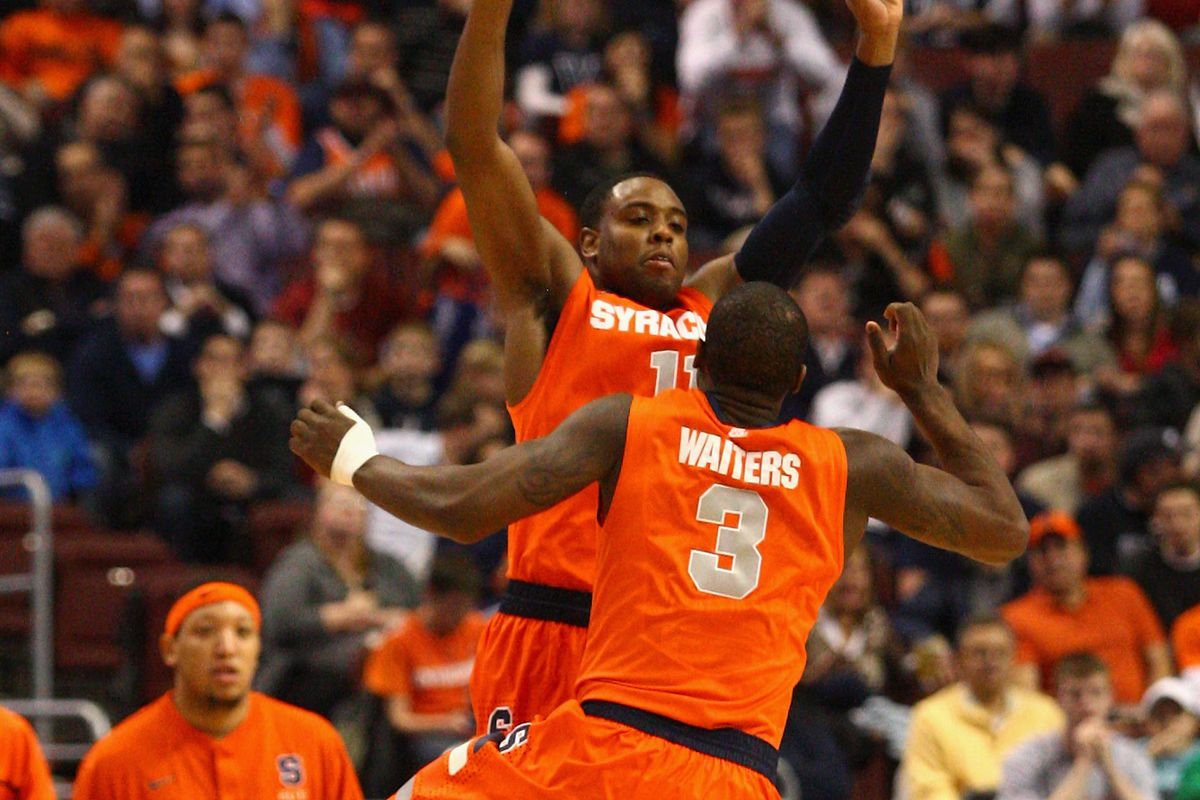 Szuba S Mentions Favorite Syracuse Basketball Nicknames And