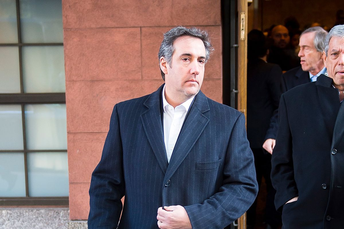 Criminal investigation into Trump lawyer began months ago
