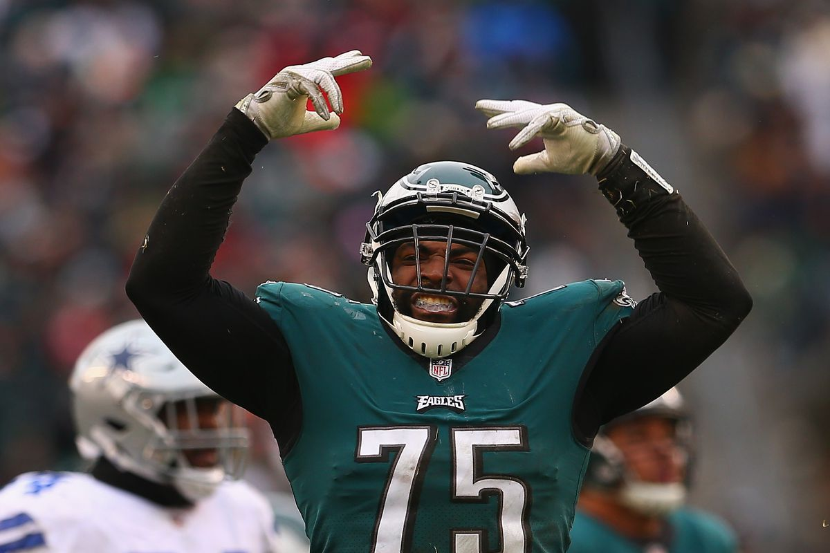 uk availability c133d 88e4d 7 thoughts on the Eagles re-signing Vinny Curry - Bleeding ...