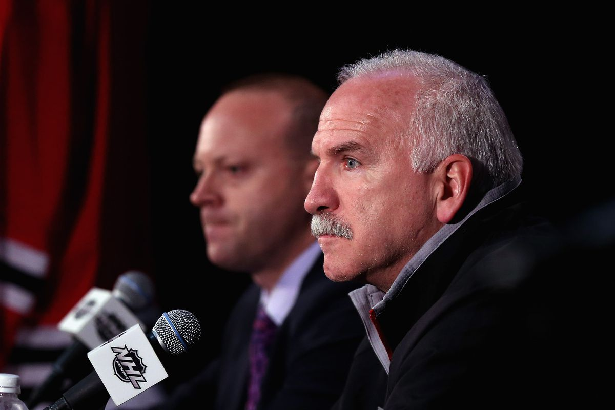 2013 NHL Stanley Cup Final - Media Day