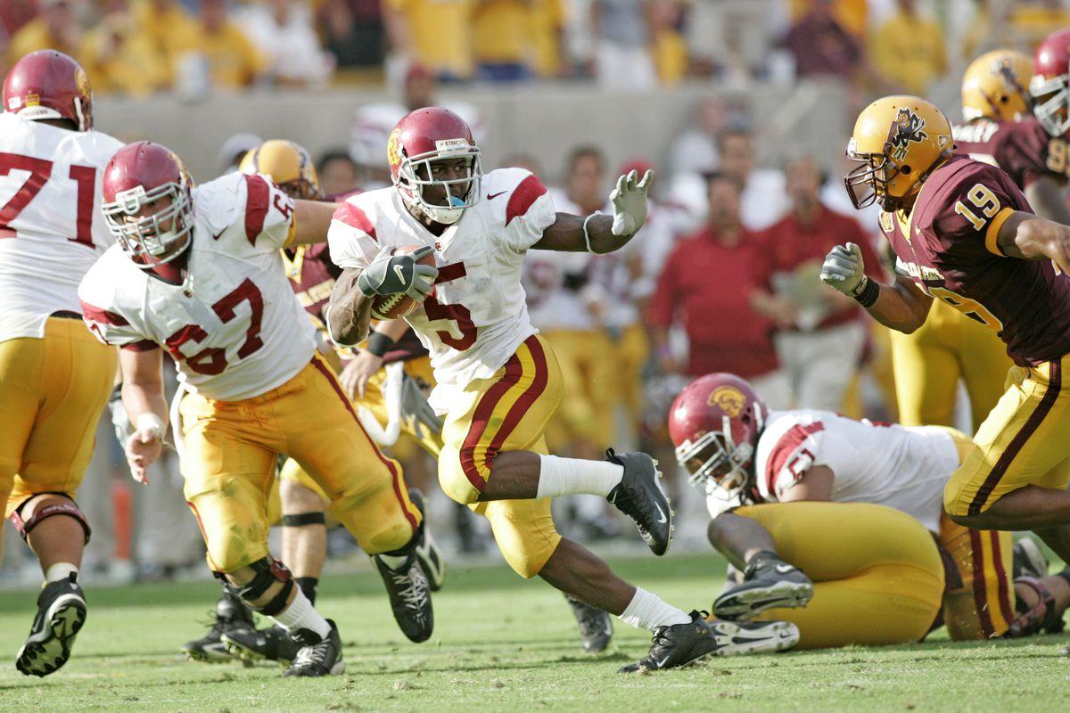 NCAA Football 2005 - USC vs. Arizona State