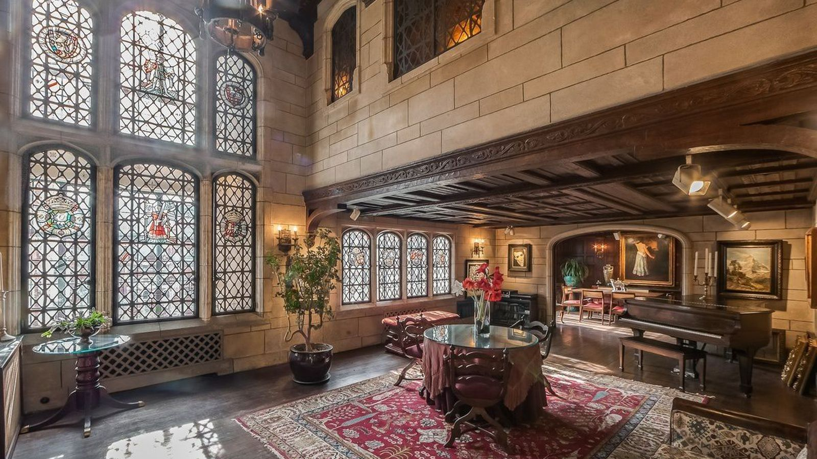 Gramercy park s medieval lair gets yet another price cut for Gramercy park for sale