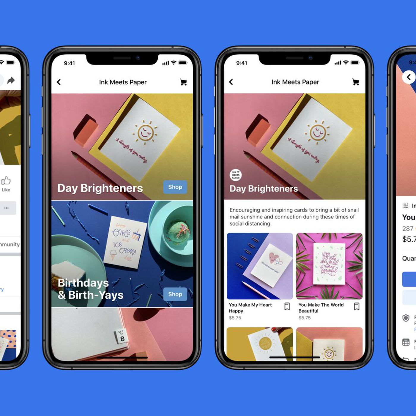 Facebook launches Shops to bring more businesses online during the ...