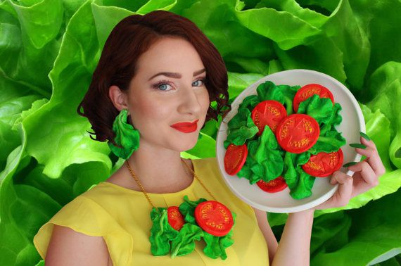 Salad Jewelry
