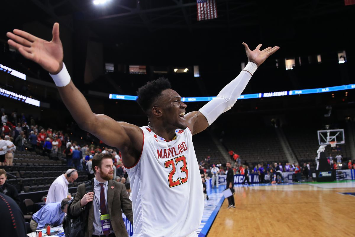 2019 NBA Draft Profile: Maryland Center Bruno Fernando