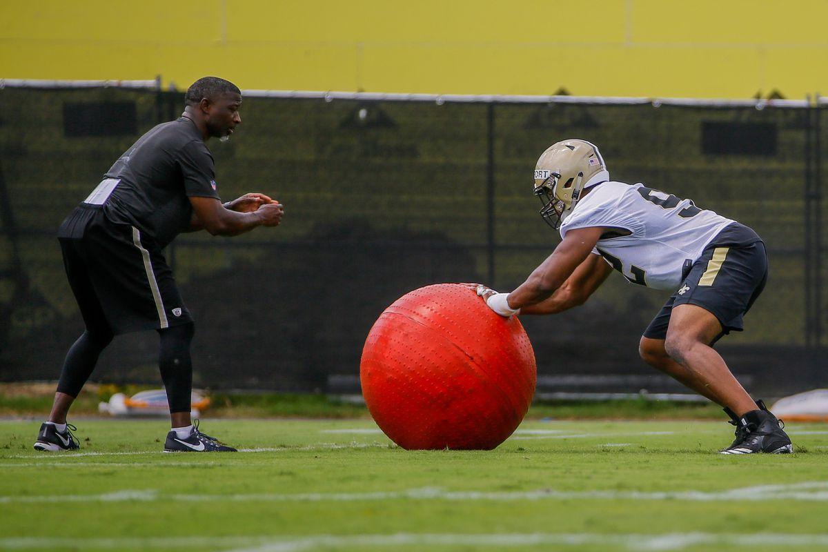 NFL: New Orleans Saints-Minicamp