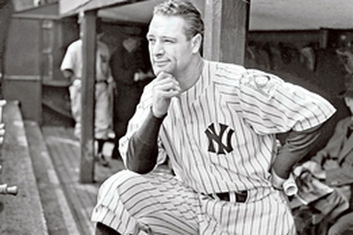Image result for lou gehrig