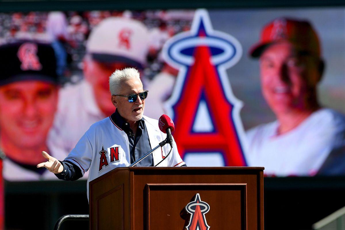 Los Angeles Angels Introduce Joe Maddon - News Conference