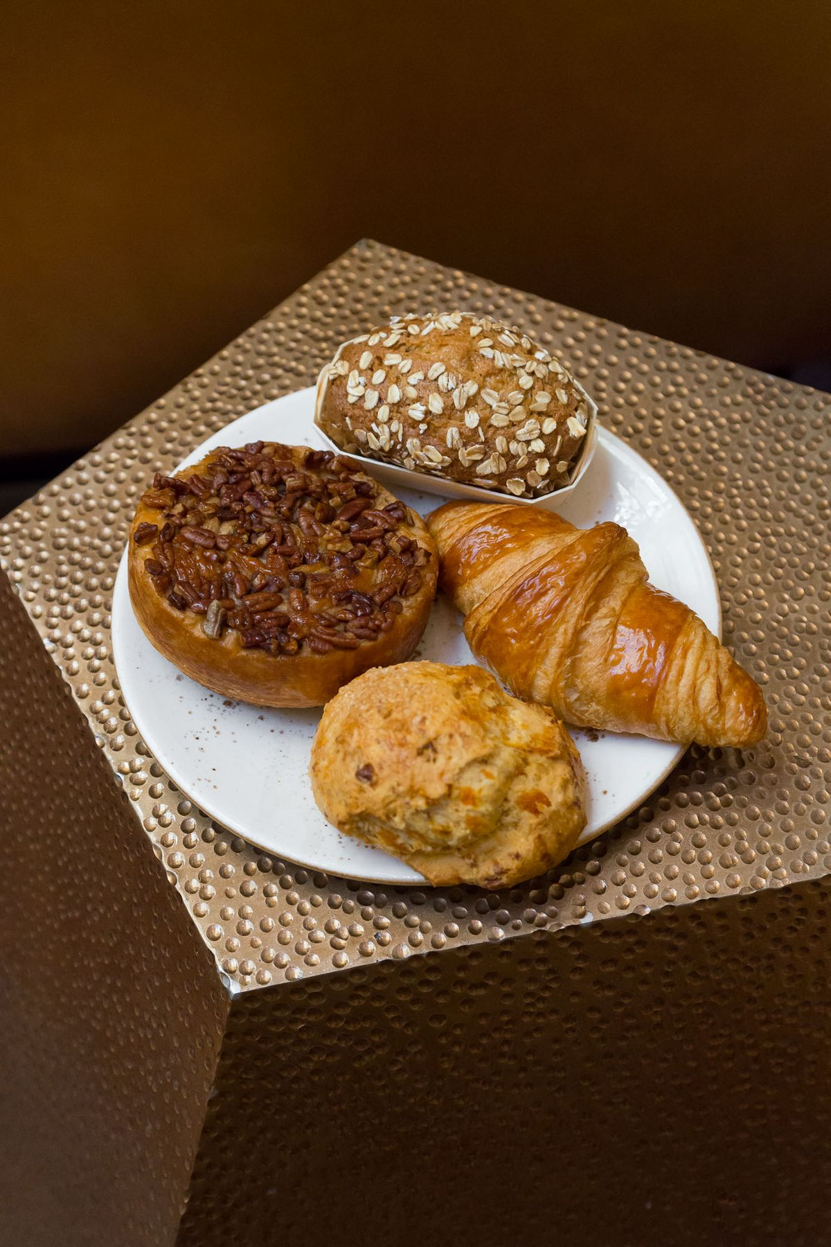 Pastries from Joyce Anne Bucad at 3940 Coffee & Tea