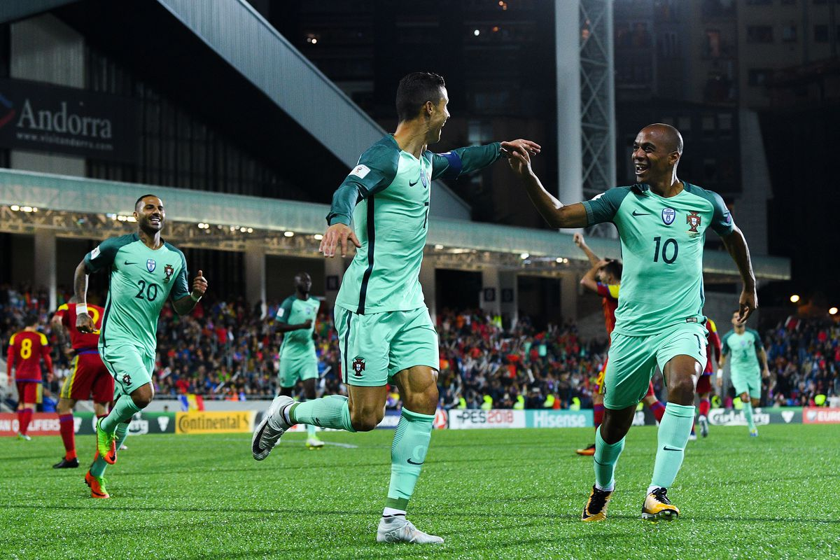 Cristiano Ronaldo and Portugal qualify while Netherlands crash out