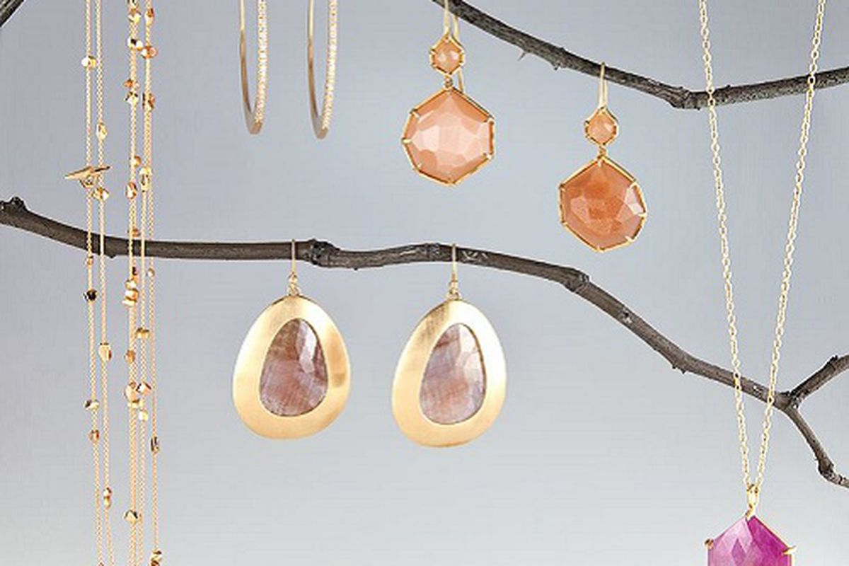 """Nicole Landaw Jewelry at Egan Day. Image credit: <a href=""""http://www.sarahzwerling.com/"""">Sarah Zwerling</a>"""