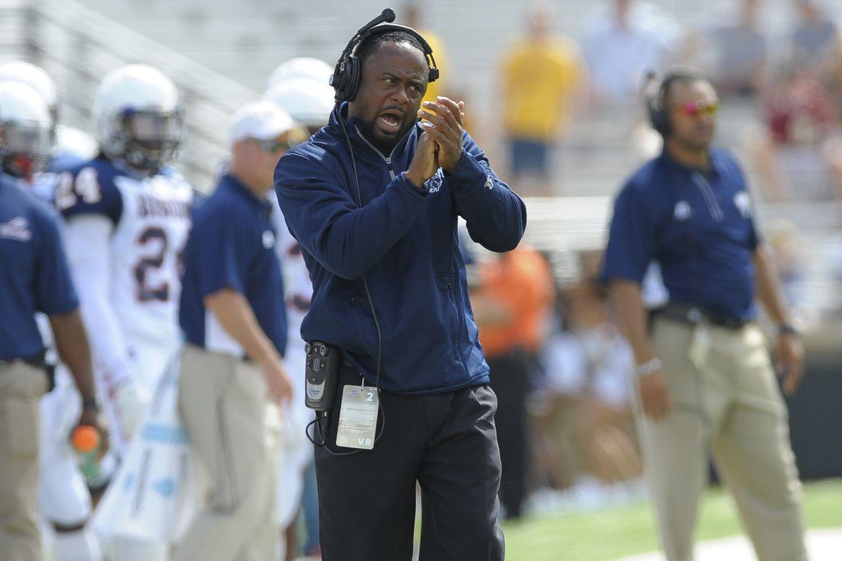 NCAA Football: Howard at Boston College