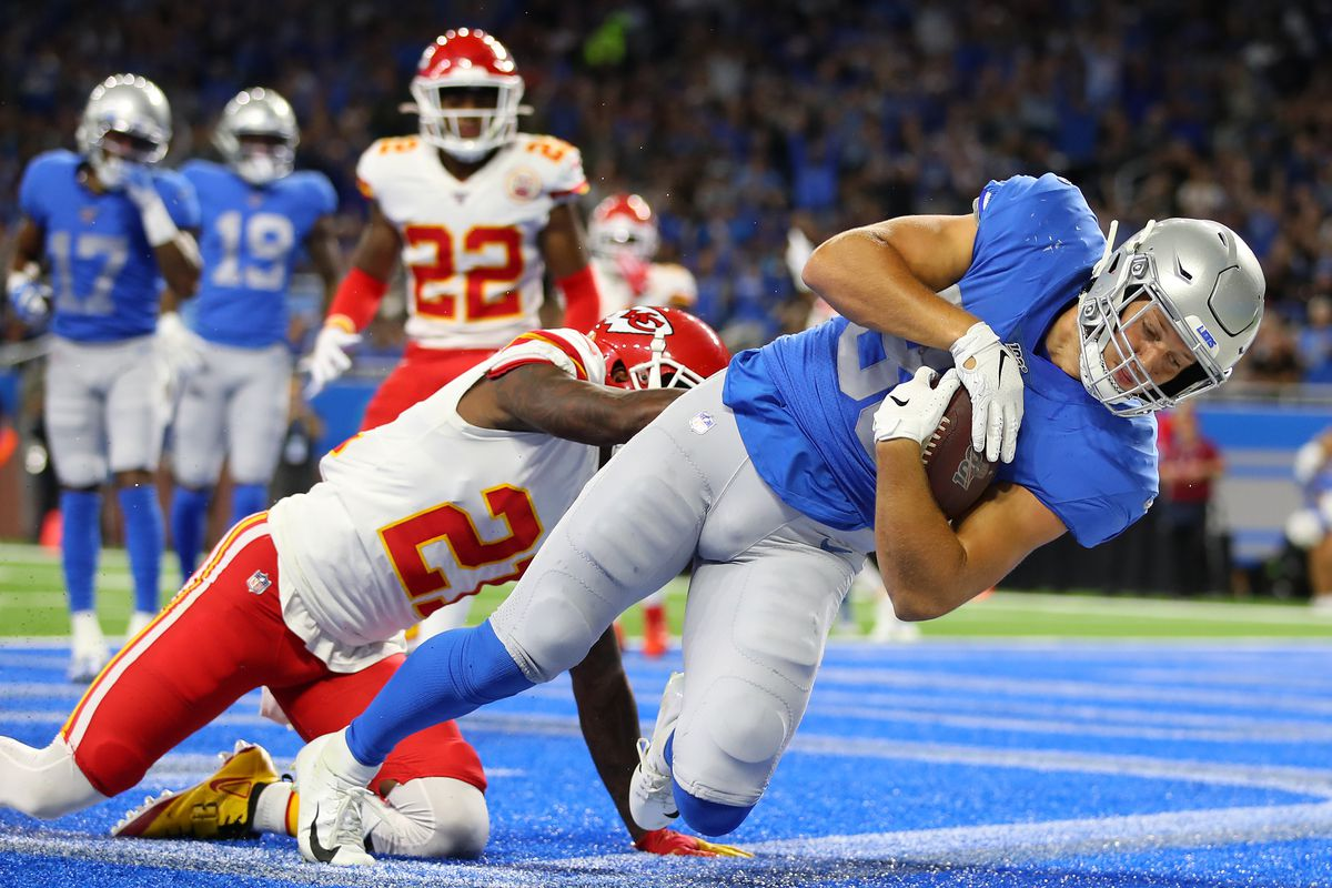 Lions' roster additions (and health) fueling improvement