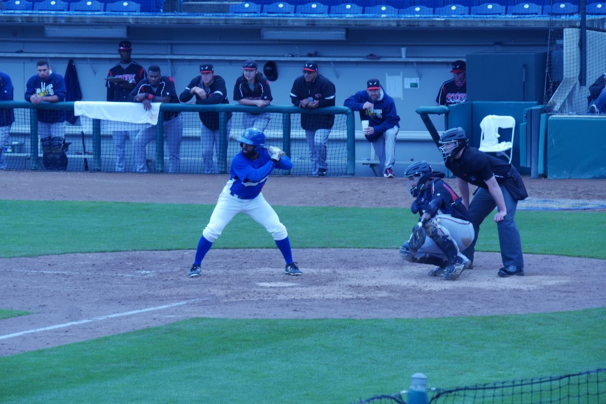 Outfielder Andrew Toles