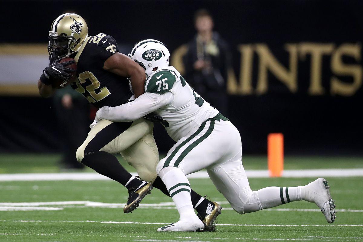 New York Jets vNew Orleans Saints