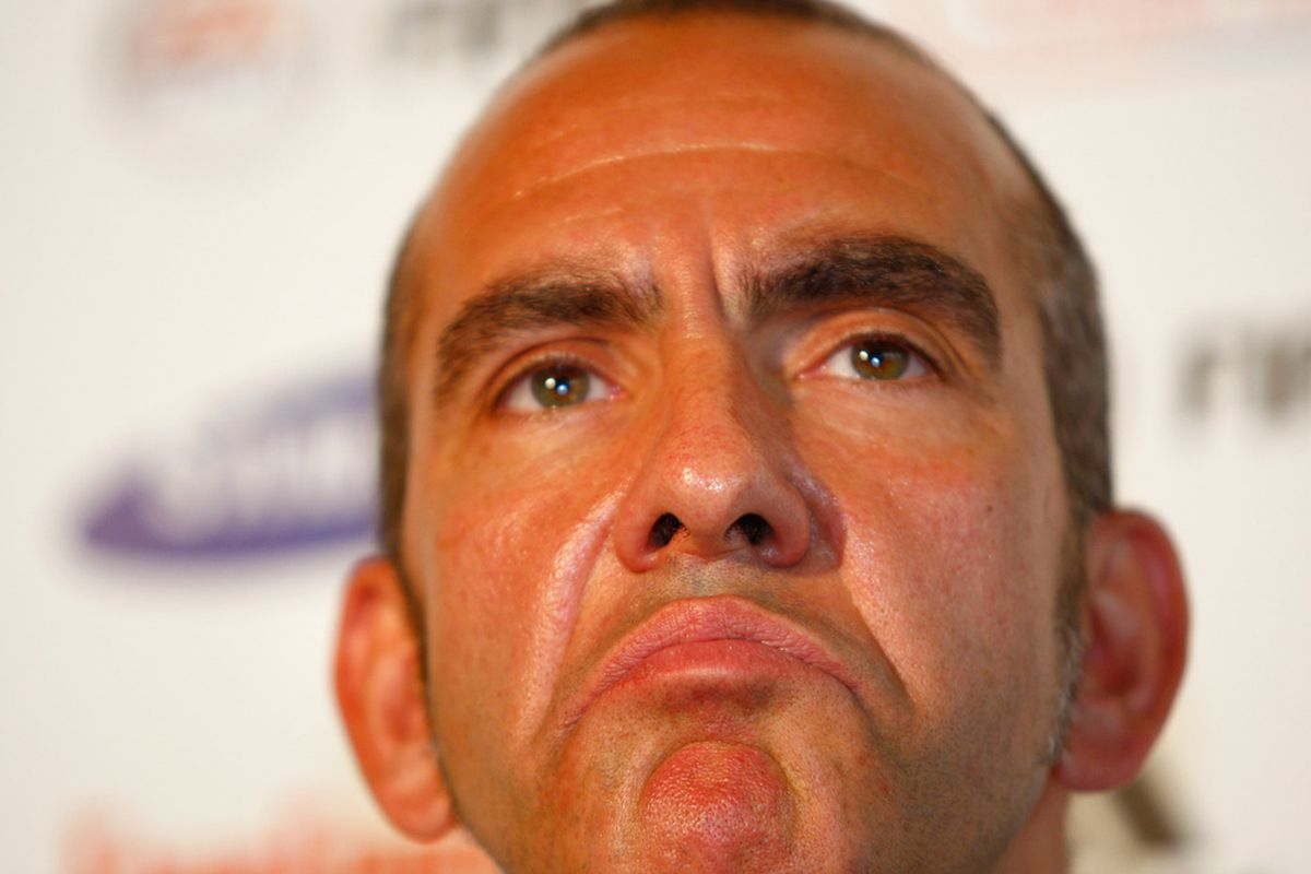 Paolo Di Canio - He doesn't look like Roy Keane but he sure manages like him.