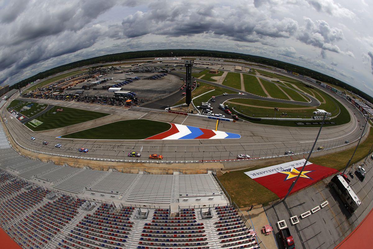 NASCAR Cup Series Folds of Honor QuikTrip 500