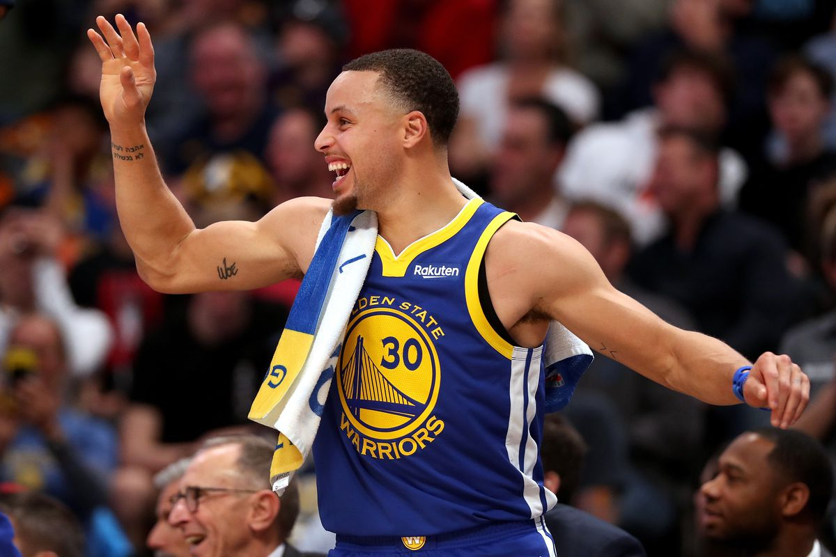The Warriors made a joke of the Nuggets in their own home. They re ... a4420b624