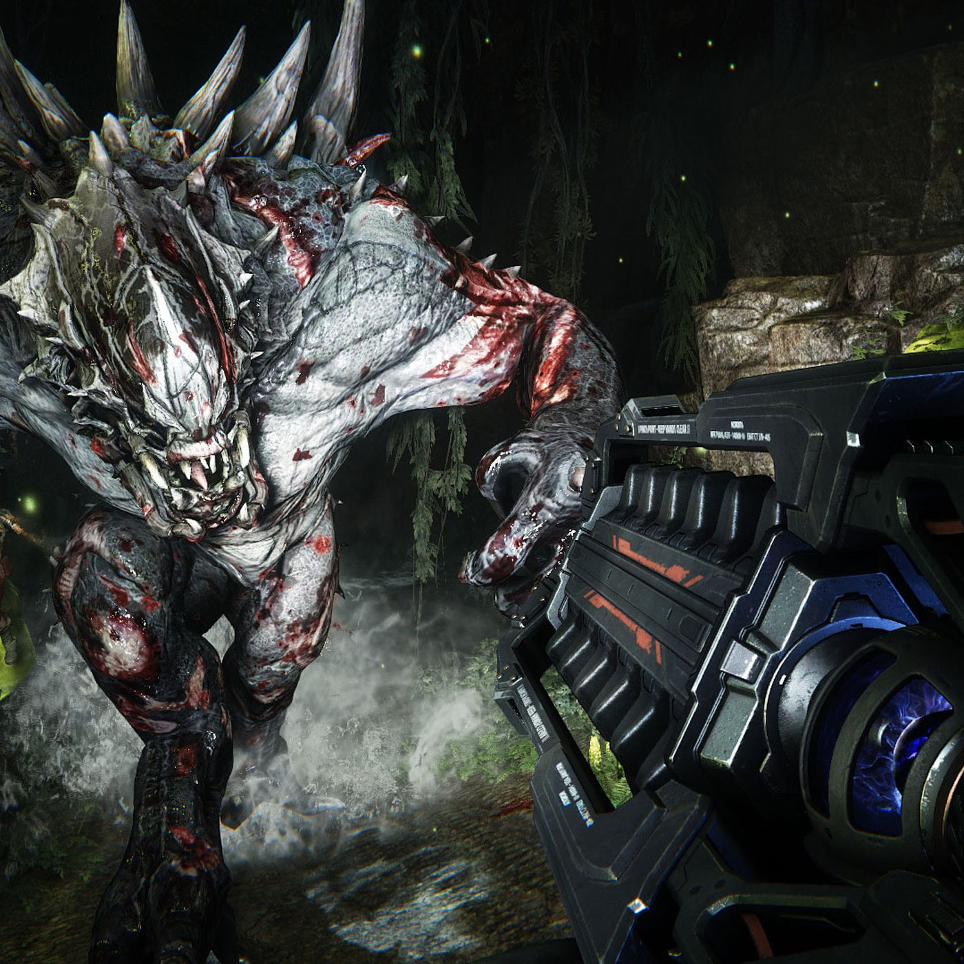Evolve S Giant Monster Is Being Made Into A 35 Pound 750 Statue