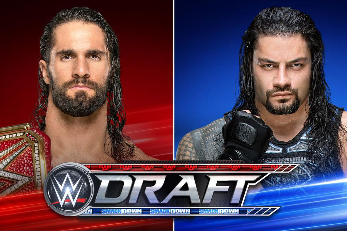 Image result for WWE Roman Reigns vs Seth Rollins