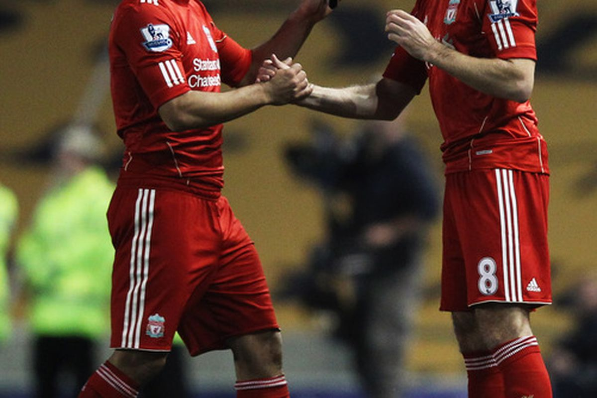 Suarez & Gerrard in tandem could spell trouble for Norwich in Week 9.