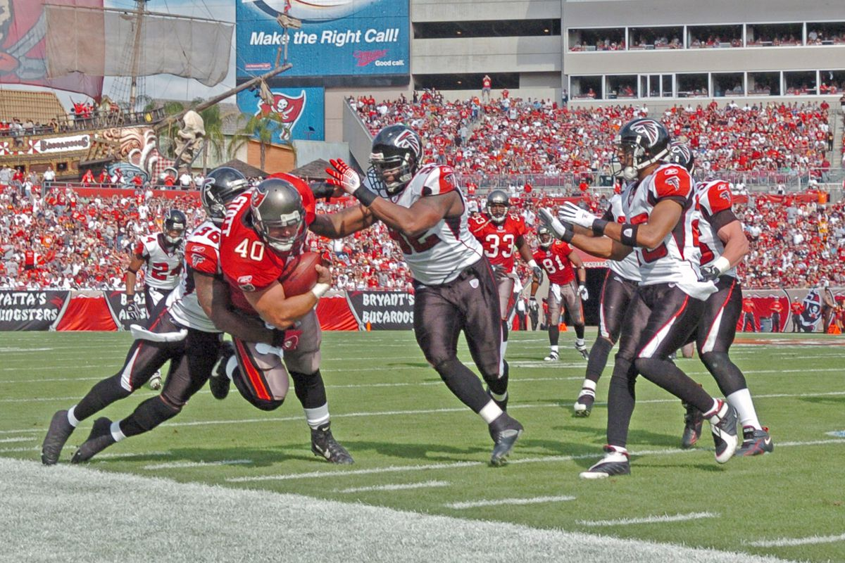 Atlanta Falcons vs Tampa Bay Buccaneers - December 10, 2006
