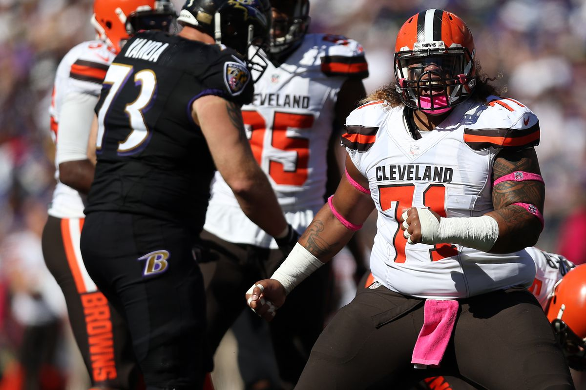 a59707e5093 Former teammates dissect Danny Shelton s departure from Browns ...