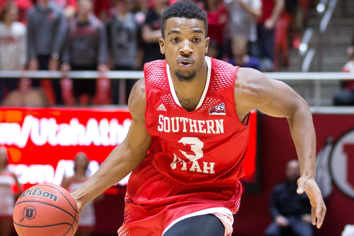 NCAA Basketball: Southern Utah at Utah