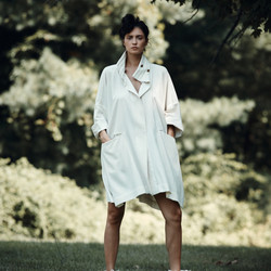 Smock dress, $312.50 at Electric Feathers (was $625; enter code WINTER50 at checkout for 50% off your purchase)