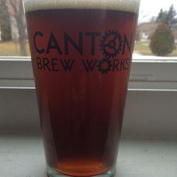 Canton Brew Works test batch