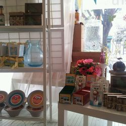 """<a href=""""http://www.theherbshoppe.net/"""">The Herb Shoppe</a>, offering 15% off all summer goodies and bulk herbal tea blends made in store"""