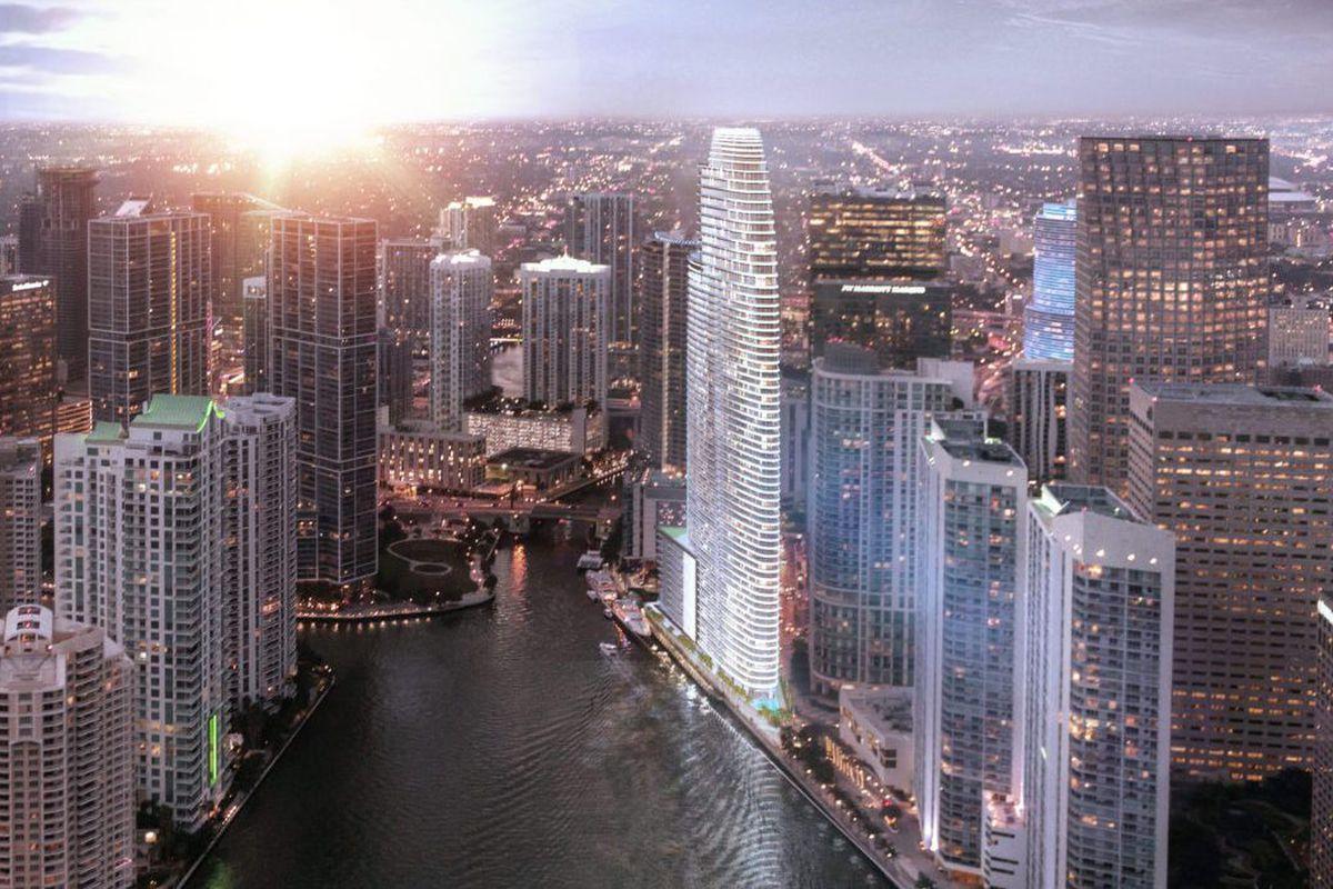 Miami S Aston Martin Residences To Break Ground In A Couple Weeks Curbed Miami