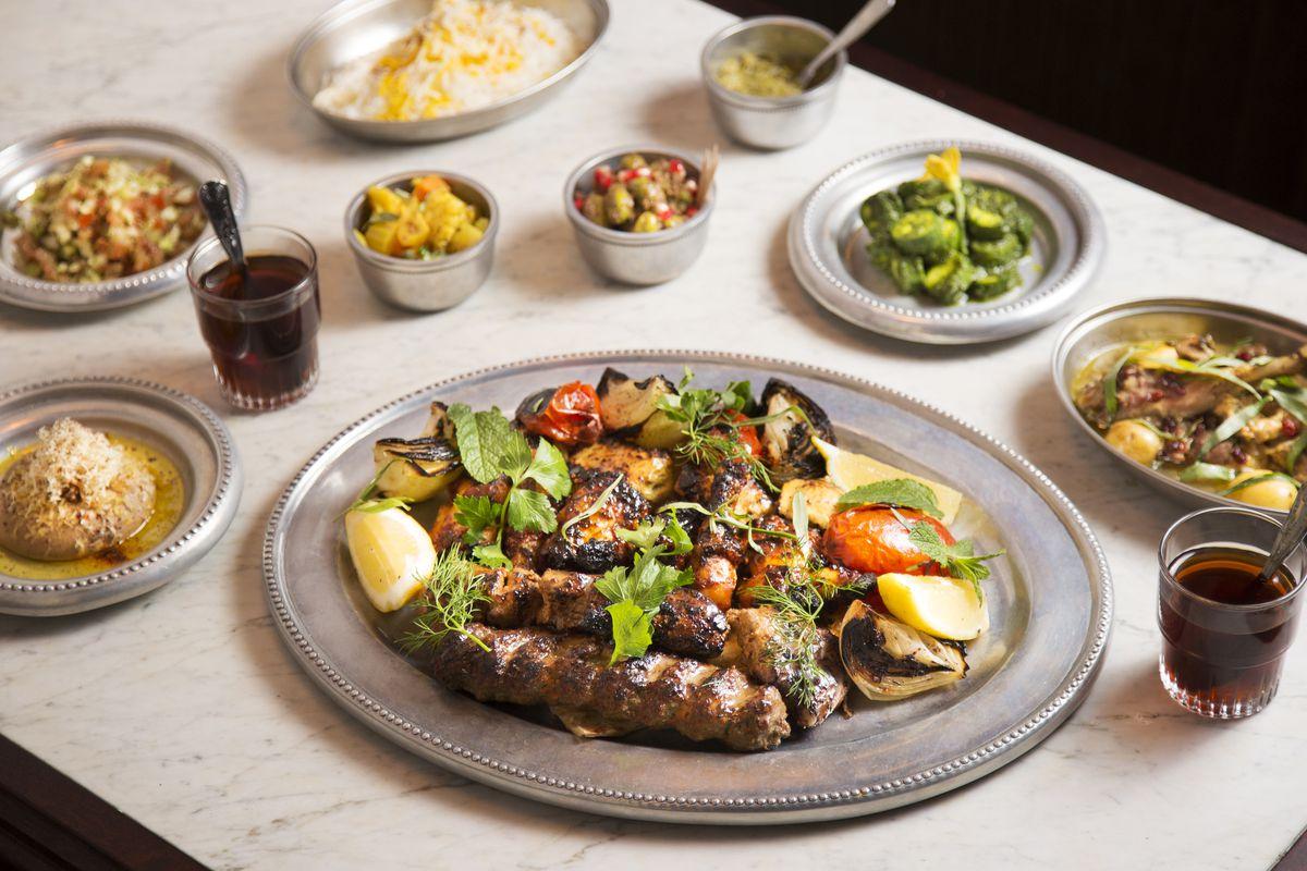 Best restaurants in Soho: Berenjak