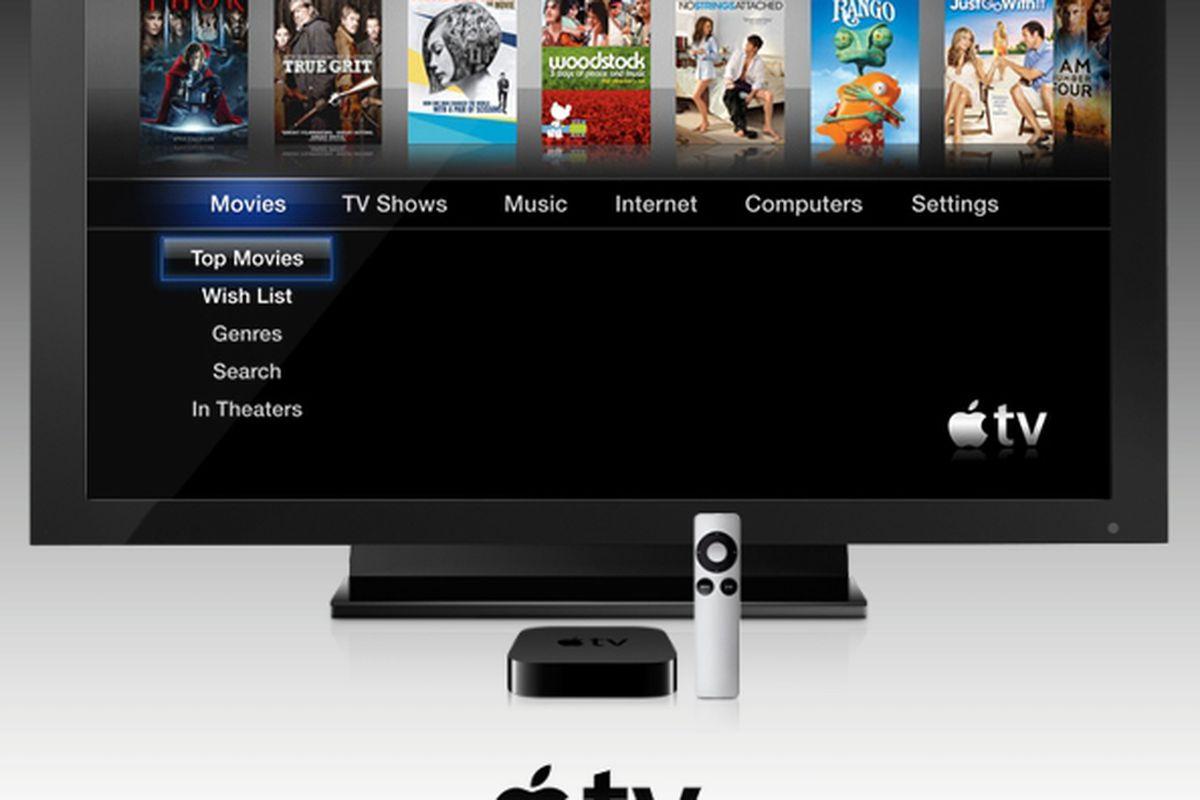 Next-gen Apple TV codename is J33, according to iOS 5 1 beta