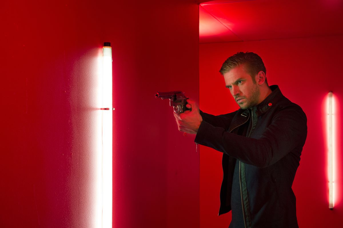 The Guest official photo