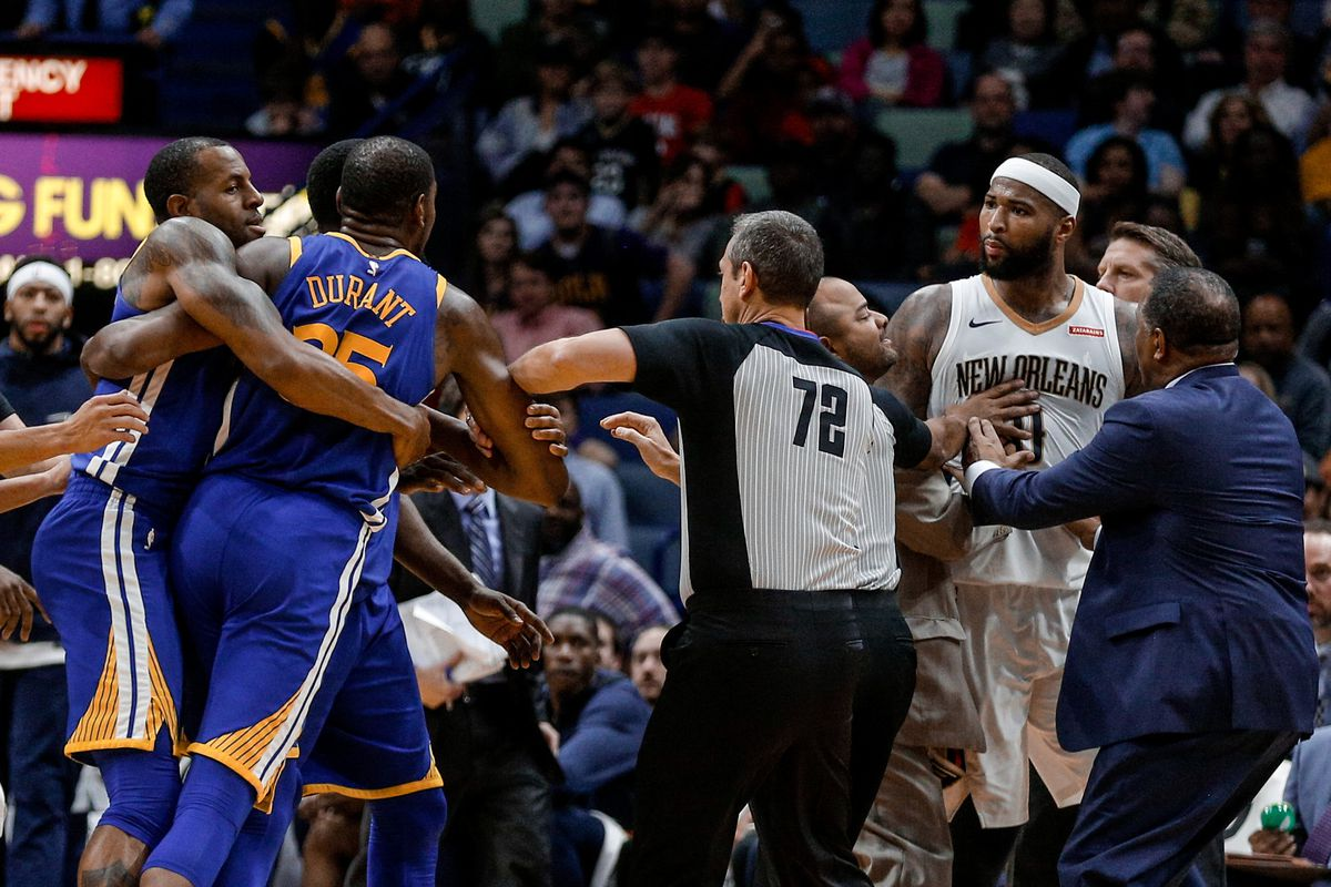 2f7fafd0e DeMarcus Cousins couldn t resist a bad breakup with the New Orleans Pelicans