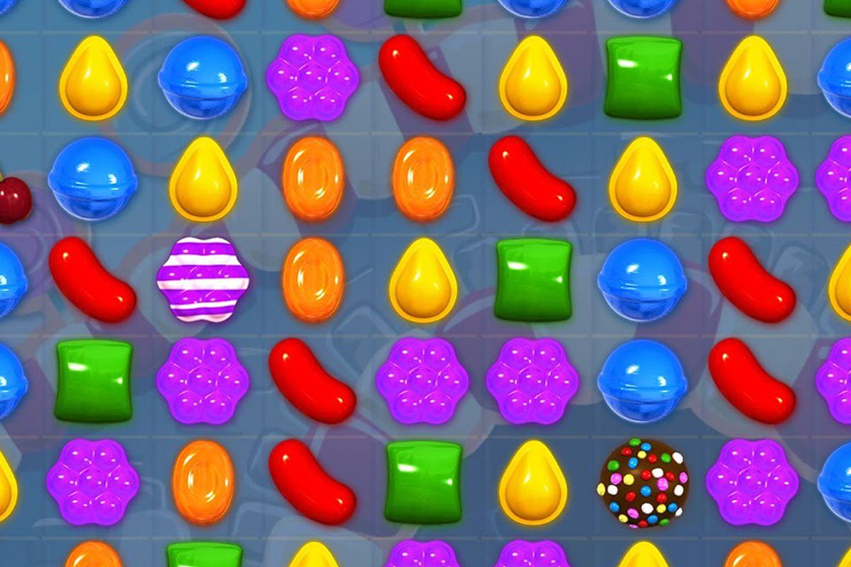 Crush Candy Crush