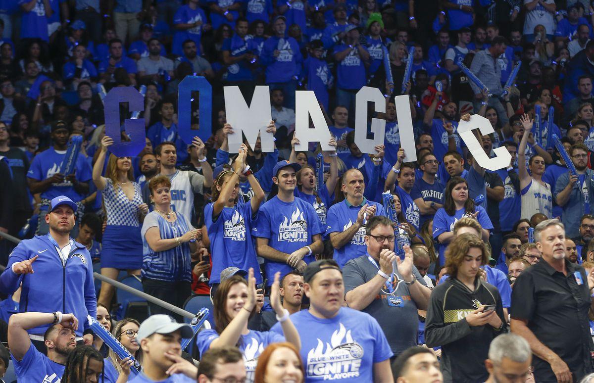 NBA: Playoffs-Toronto Raptors at Orlando Magic