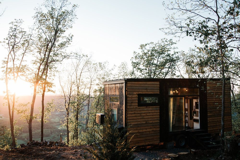 The Alpha Tiny House Is Available For In Georgia Courtesy Of Live A Little Chatt