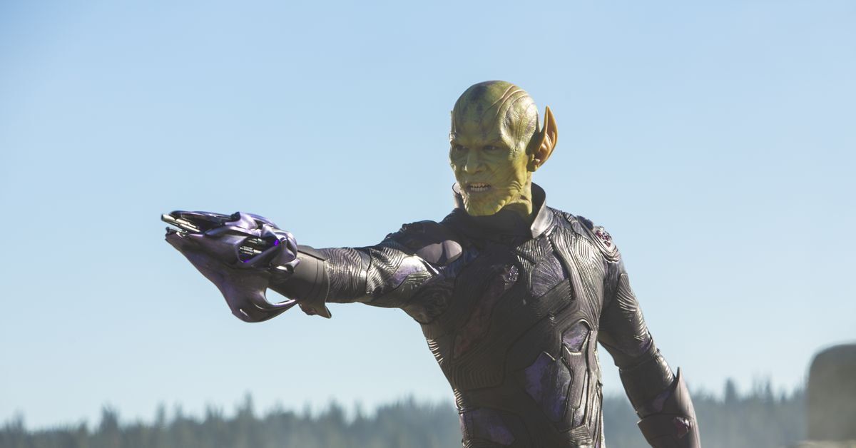Captain Marvel Is All About The Kree Skrull War Heres How It Started