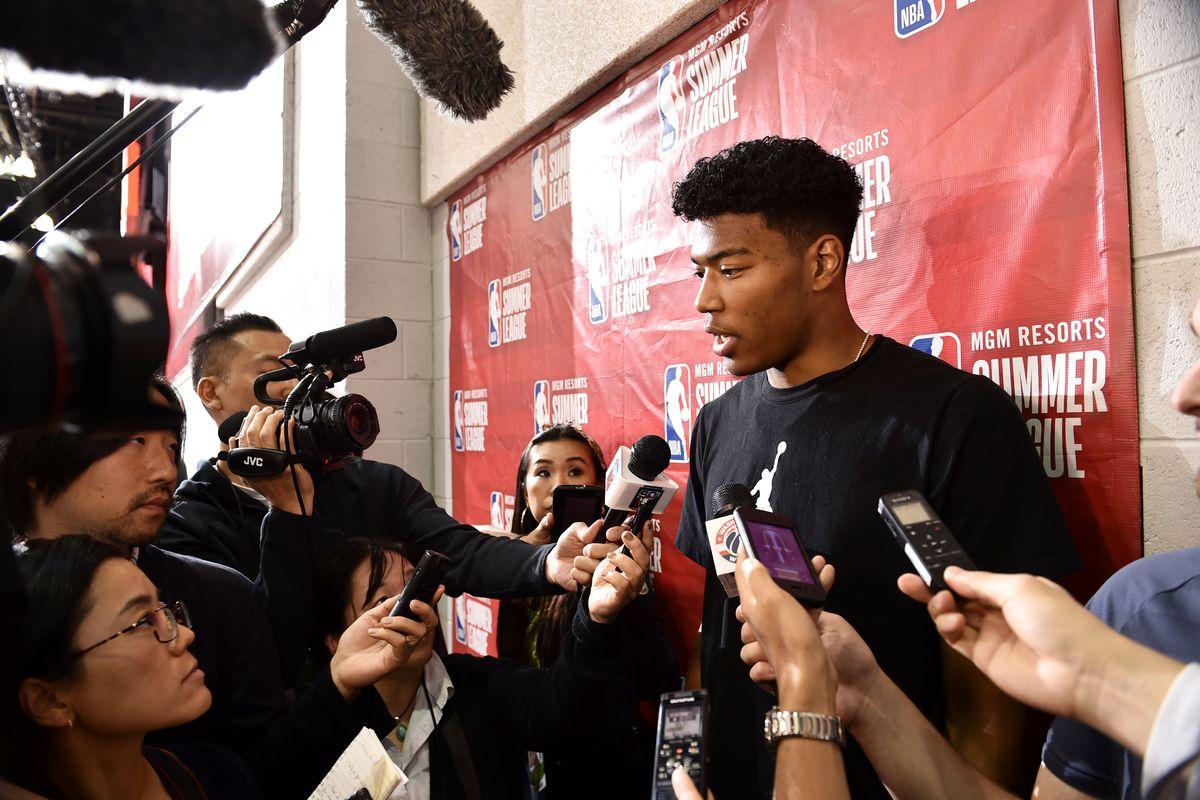 2019 Las Vegas Summer League - New York Knicks v Washington Wizards