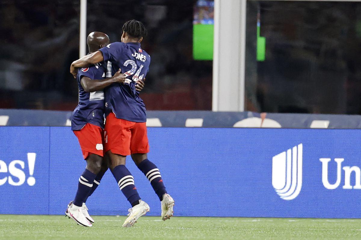 SOCCER: SEP 11 MLS - New York City FC at New England Revolution