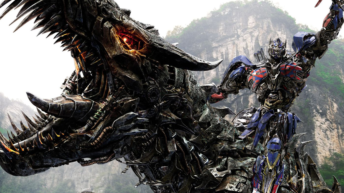 there's going to be a new transformers every year for the next three