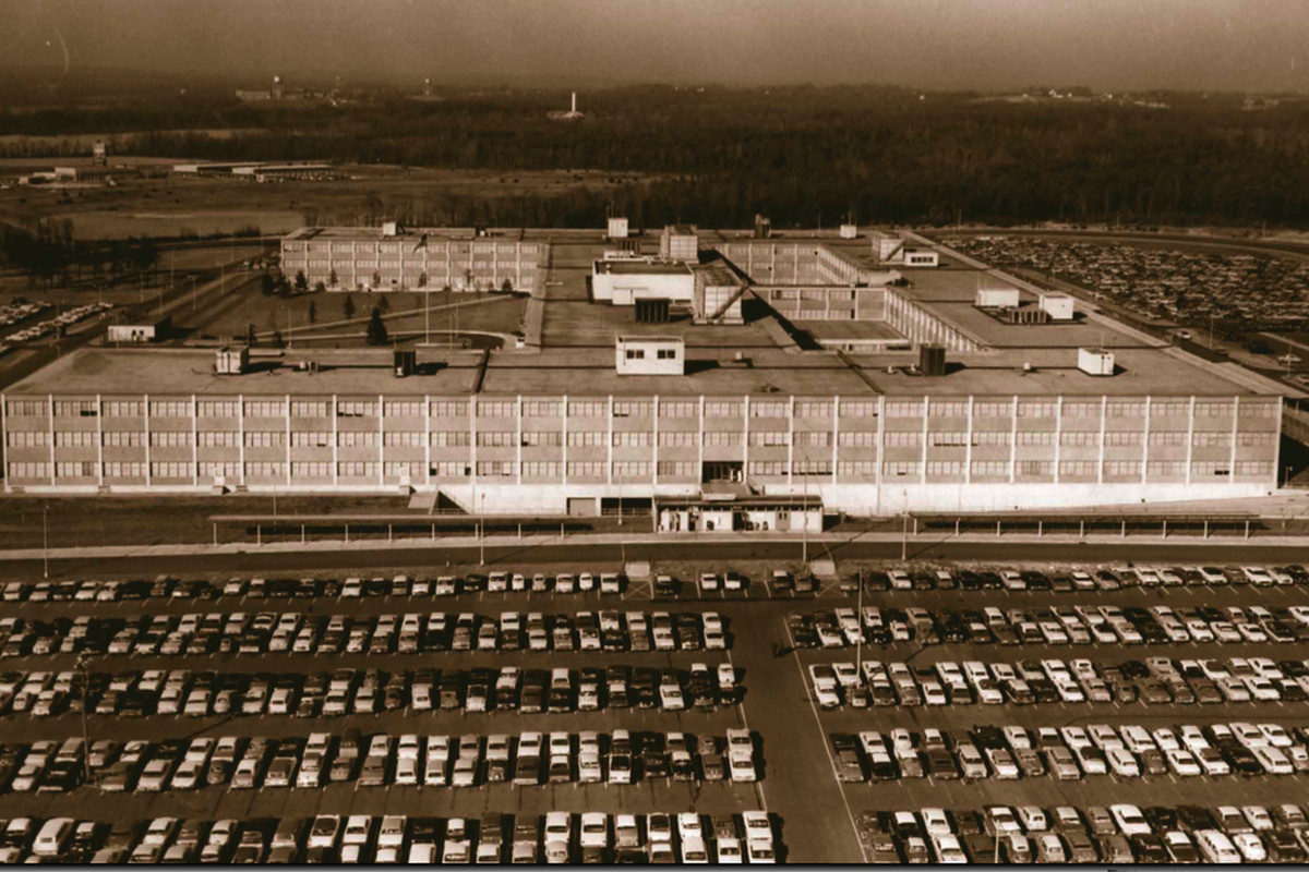 NSA HQ 1950s